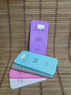 ultrathin case silikon samsung s6 ( silicon case soft case )