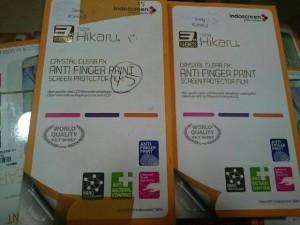 Anti Gores Hikaru Anti Finger Print Sony Xperia Z