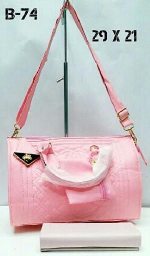 Tas Wanita DC (pink)