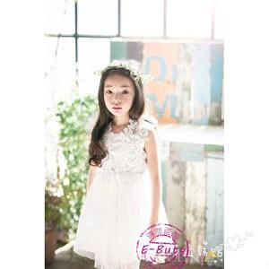 Dress Ebuty Lace White