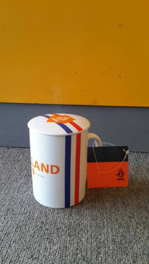Mug atau Gelas Belanda Holland Football Team