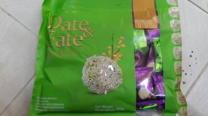 TYL date&fate oat matcha atau green tea