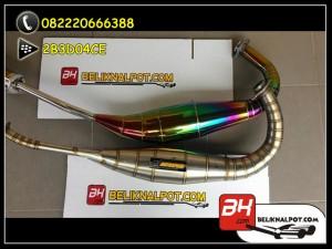 Knalpot Ninja 150 RR  R Rainbow Auto Speed