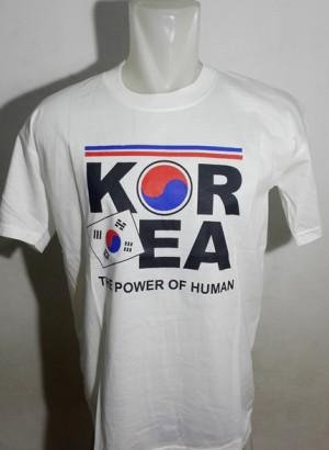 kaos oleh oleh murah negara korea