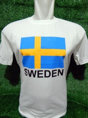 kaos cinderamata negara swedia