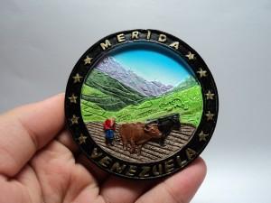 magnet kulkas oleh oleh murah negara venezuela