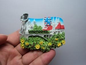 magnet kulkas oleh oleh murah negara luksemburg