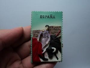 magnet kulkas oleh oleh murah negara spanyol