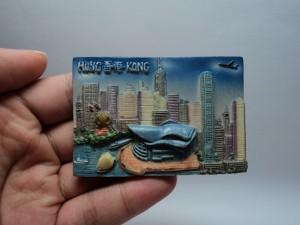 magnet kulkas oleh oleh murah negara hongkong