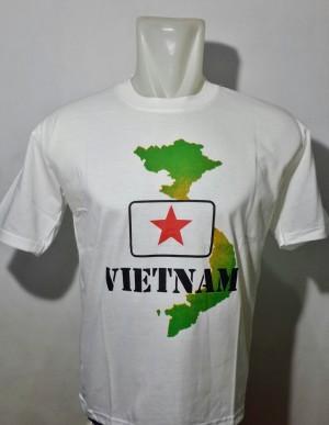 kaos cinderamata negara vietnam