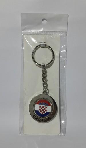 gantungan kunci oleh oleh murah negara kroasia