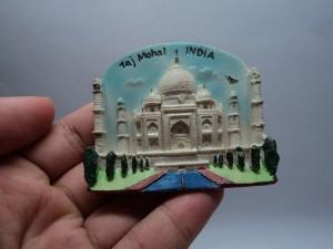 magnet kulkas oleh oleh murah negara india