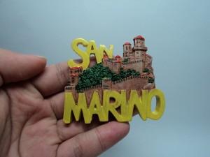 magnet kulkas oleh oleh murah negara san marino