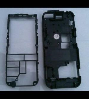 Casing Tulang Tengah Nokia 6233 Original