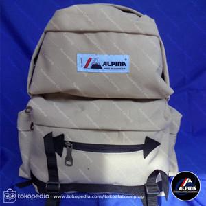 Tas Alpina Original | Tas Alpina Backpack | Tas Multifungsi | Ransel