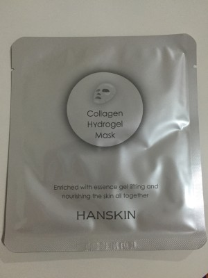 HANSKIN Collagen Hydrogel Mask
