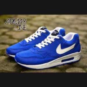 Sepatu Airmax One Blue