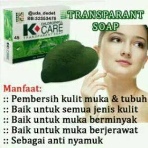 TRANSPARANT SOAP