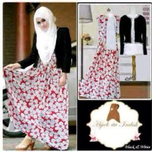 Gamis camila / hijab camila / baju muslim murah / setelan baju muslim