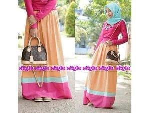 AY1044 Hijab set 3 colour