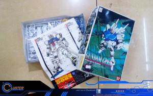 1/144 scale Gundam GP03S ( Stamen )