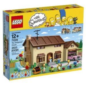 Lego 71006 Simpsons House