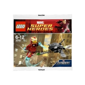 Lego 30167 Iron Man vs Fighting Drone (Polybag)