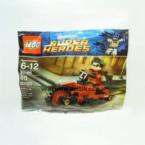 LEGO 30166 Robin and Redbird Cycle (Polybag)
