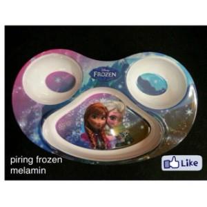 piring melamin frozen