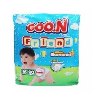 GOON Friend Pants M 20