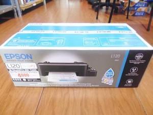Printer Murah berkualitas / PRINTER EPSON L120