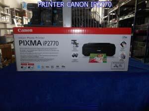 Printer Murah berkualitas / PRINTER CANON IP2770