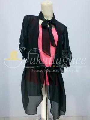 Baju Atasan Cardigan Wanita Korea NB1507028