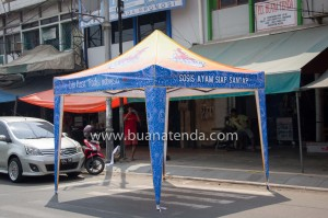 Tenda Lipat Folding Gazebo