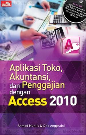 harga Aplikasi Toko, Akuntansi, dan Penggajian dengan Access 2010 + CD Tokopedia.com