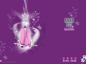 PARFUM ORIGINAL REJECT ANNA SUI SECRET WISH MAGIC ROMANCE 75 ML