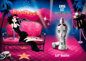 PARFUM ORIGINAL REJECT ANNA SUI DOLLY GIRL LIL STARLET 50 ML