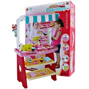 Mainan DIY Super Cake Shop