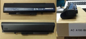Baterai Laptop Acer Aspire One A110-A1150-D250 Series Original