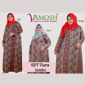 GPT vienna maxi dress jumbo big size