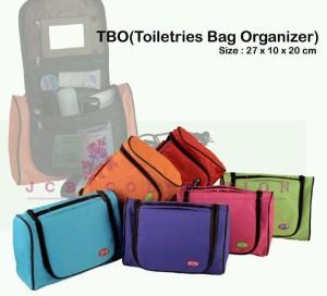 Supplier Toiletries Bag Organizer (TBO)