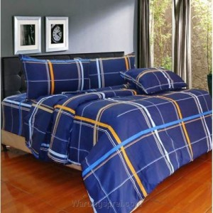 Bedcover Set STAR Experia Biru uk.100 t.25cm