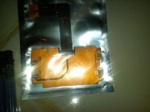 Flexibel Sliding Sony Ericsson U20i/X10 Mini Pro