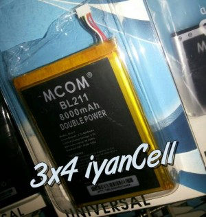 Baterai/Battery Lenovo P780 (BL211) 8000mAh