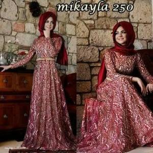 Mikayla 250 Size : XXL dan XXXL