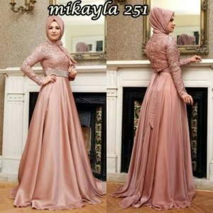 Mikayla 251 Size : S, M, L dan XL