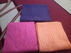 kain batik offnessel kotak
