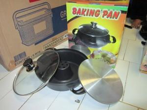 cetakan kue bolu / Baking pan / cetakan kue