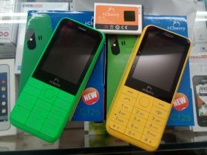 harga I-Cherry C125, Mirip Hape Nokia 205 Tokopedia.com