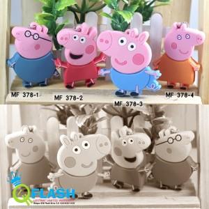 FLASHDISK PIGGY FAMILY 4GB